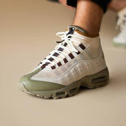 Nike Sneakerboot Beige, фото 2