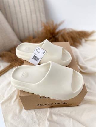 Шлепанцы Adidas Yeezy Slide (мужские/женские), фото 2