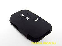 Чехол силиконовый для ключа зажигания Toyota V2. Чехольчик для ключа Тойота
