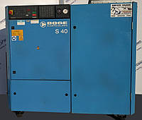 Компрессор винтовой Boge S40: 5,05 м3/мин 8 бар 30 кВт