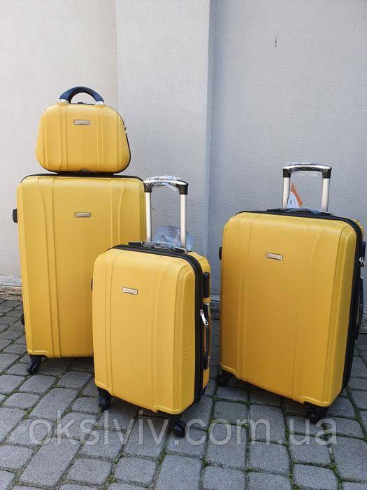 MEDISON 03504 Франція Валізи чемодани сумки на колесах + бьті кейс