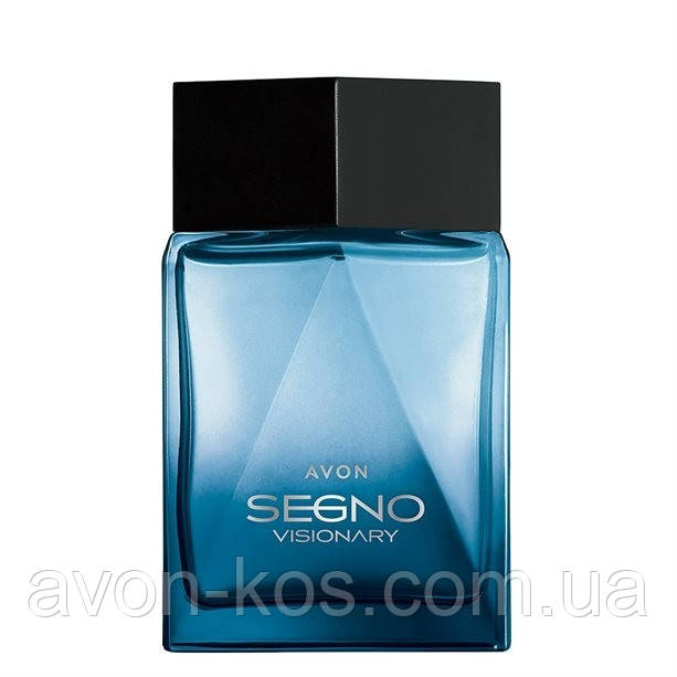 Парфюмерная вода для мужчин Avon Segno Visionary , 75 мл