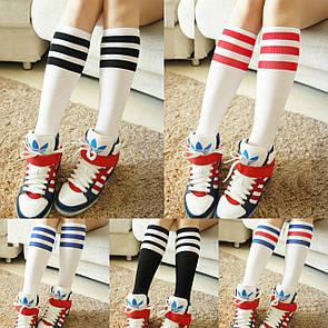 Довгі гольфи шкарпетки довгі гольфи шкарпетки