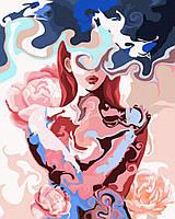 Картина по номерам рисование Brushme GX40394 Волна нежности