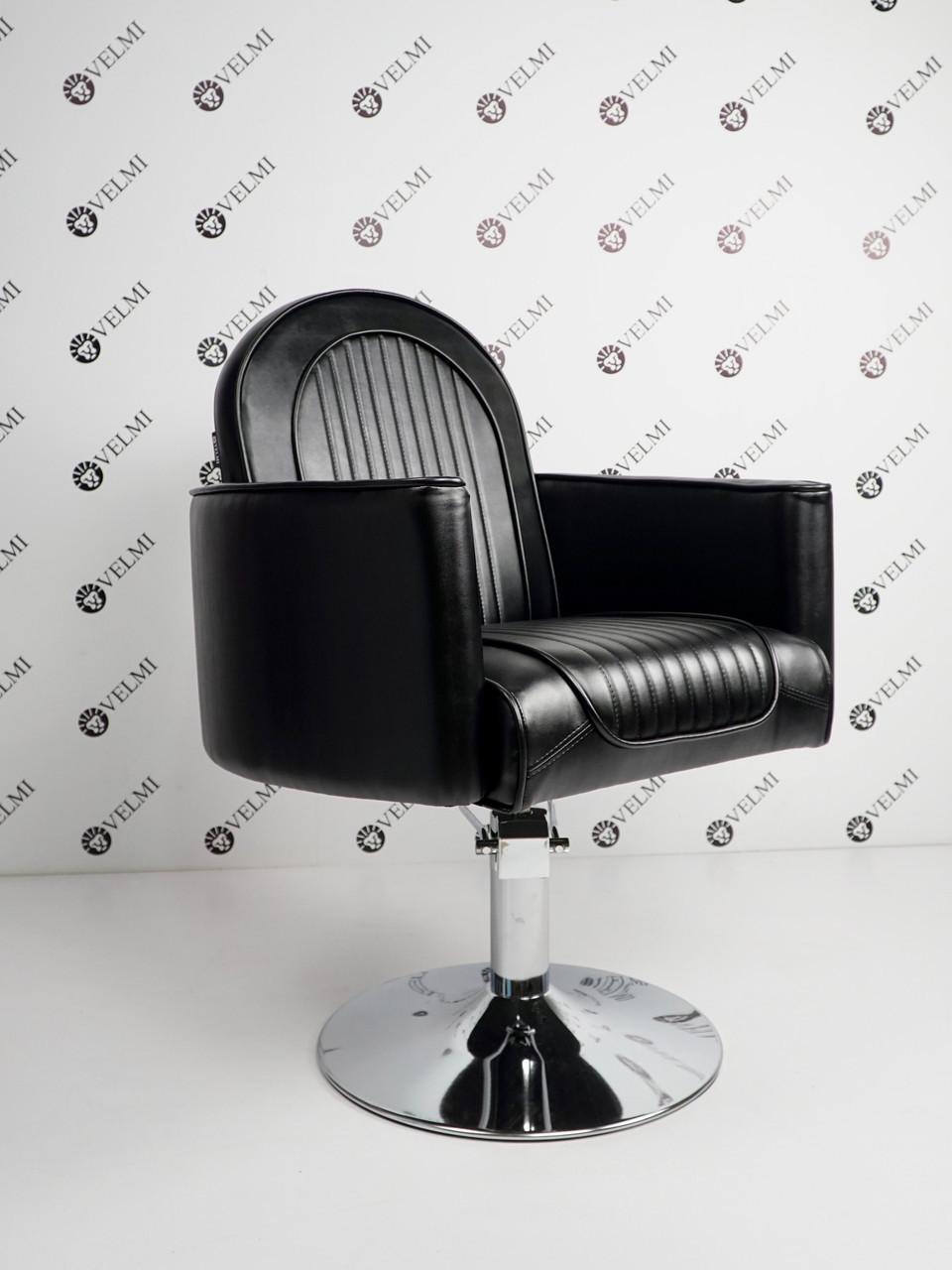 Парикмахерские кресла удобные для клиента салона красоты кресло парикмахера на гидравлике Польша- Vincent