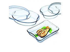 Набір посуду(2,5л,1,5л, 2,5л) s312 ТМ SIMAX
