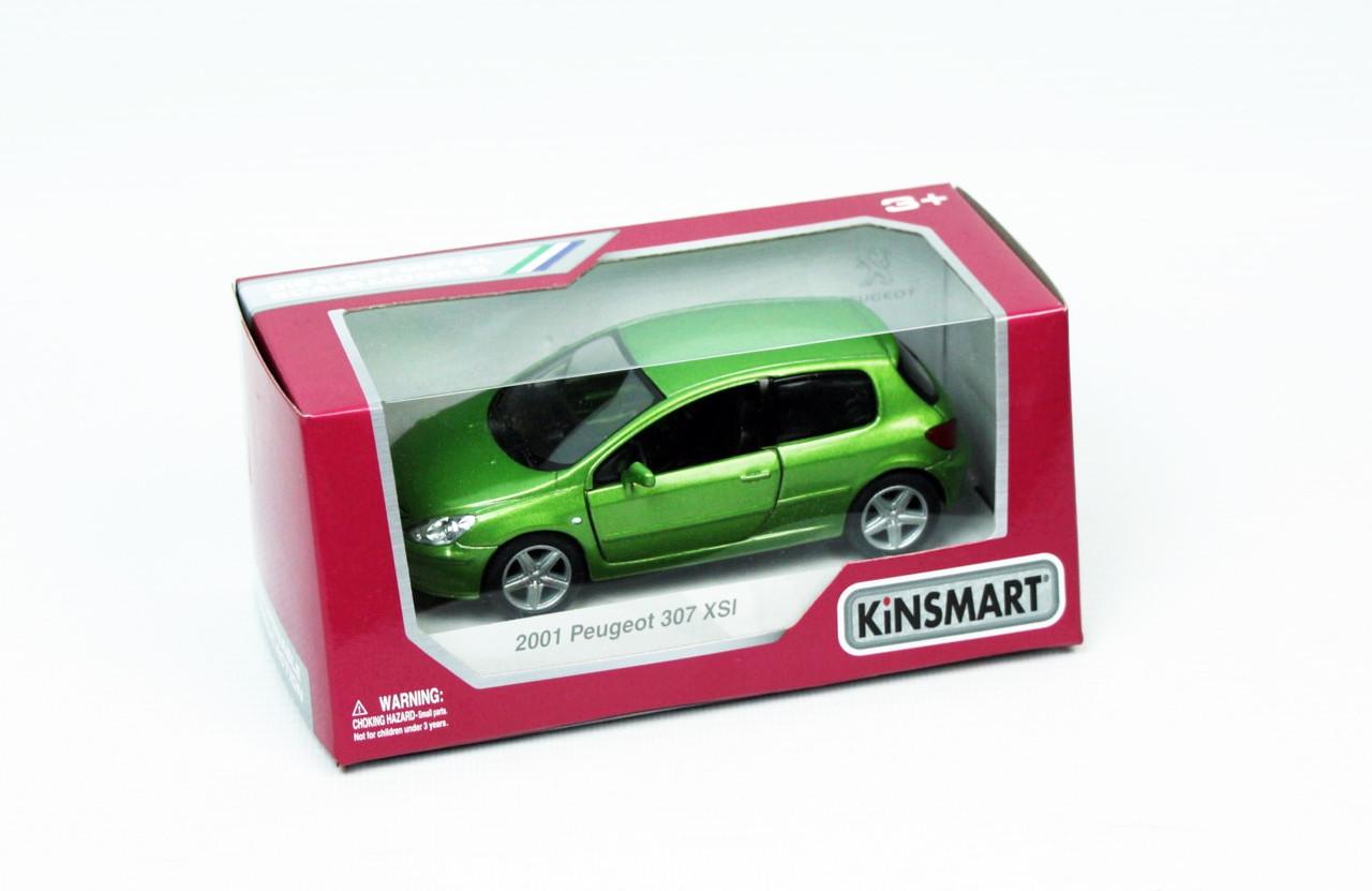 "KINSMART Мет. машина ""Peugeot 307"""