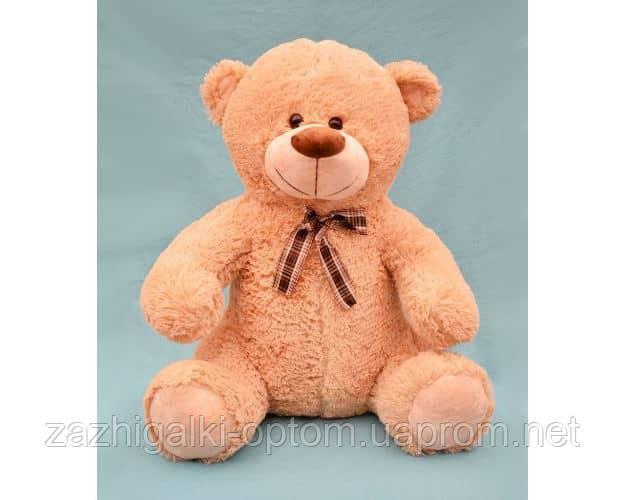 М'яка іграшка ведмідь з бантом 06732 (60 см)