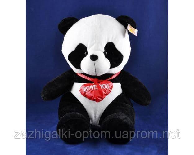 М'яка іграшка ведмідь Панда 67-30 (30 см)