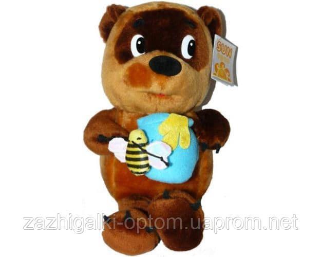 М'яка іграшка ведмідь Вінні Пух F6-1572-20 (20 см)