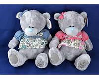 Мягкая игрушка медведь Тедди в платье 1565-17 (20 см)