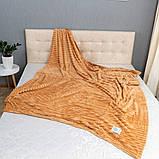 Плед Шарпей Colorful Home Лате двоспальный 180х200, фото 3