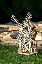 Конструктор дерев'яний Млин. Wood trick пазл. 100% ГАРАНТІЯ ЯКОСТІ (Опт,дропшиппинг), фото 2