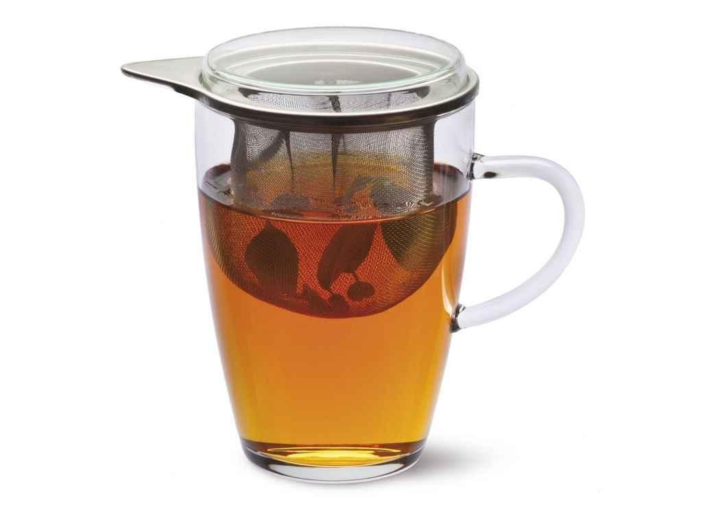 Кухоль з-ф 350мл Tea For One. s179 ТМ SIMAX
