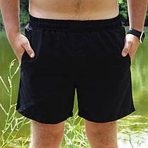 Шорты мужские плавательные фиолетовые, фото 3