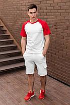 Футболка и шорты комплект мужской, фото 3