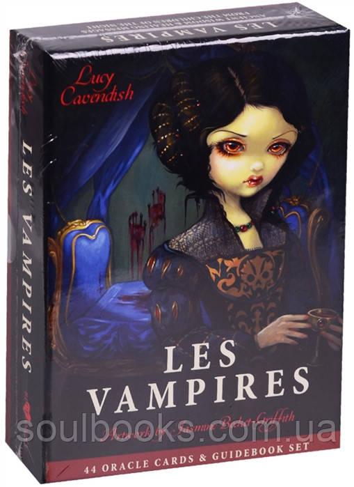 Карты Les Vampires Oracle (Оракул Вампиров)
