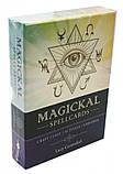 Карты Magickal Spellcards. Sacred Keys to Effective Casting & Crafting (Магические заклинания), фото 5