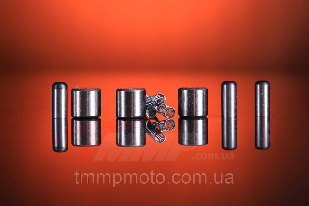 Ремкомплект ( набір роликів і пружин )на обгонную муфту Дельта