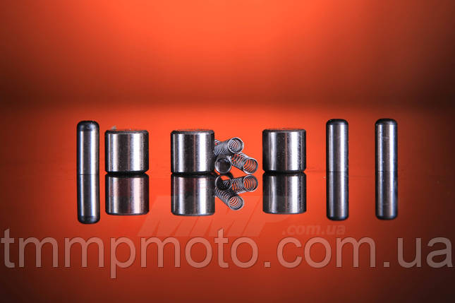 Ремкомплект ( набір роликів і пружин )на обгонную муфту Дельта, фото 2