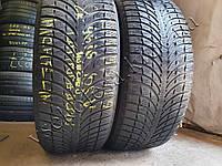 Зимние шины бу 235/55 R19 Michelin