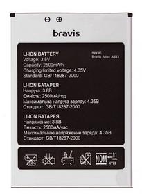 Акумулятор (Батарея) для Bravis A551 Atlas (2500 mAh) Оригінал