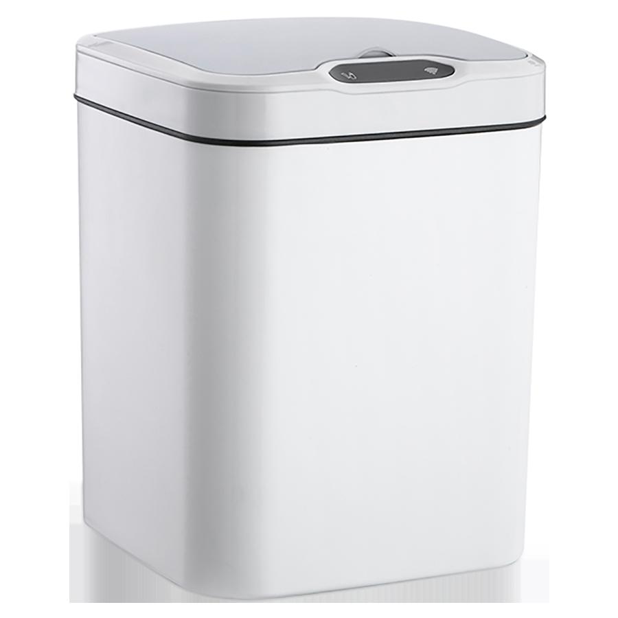 Сенсорне відро для сміття JAH 15 л квадратне білий