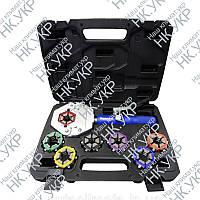 Набор для опрессовки шлангов  автомобильных кондиционеров гидравлический Mastercool MC - 71500