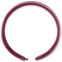 Латексні кулі для моделювання Gemar ШДМ 160-2/91, повітряна куля конструктор Хром рожевий Shiny Pink