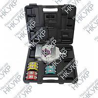 Набор для опрессовки шлангов без гидравлического привода под ключ. 4 размера Mastercool MC - 71550