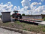 Ваги автомобільні 80 тонн 18 метрів електронні, фото 9