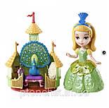 Игровой набор Принцесса Эмбер и павлин Прэлин, фото 4