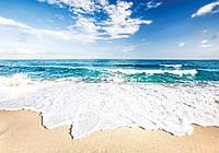 Фотошпалери флізелінові 3D море 368x254 см Відкритий океан (10218V8) Найкраща якість