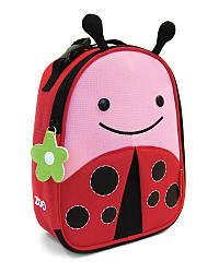 Детская термосумка Skip Hop Zoo lunch bag - Ladybug (Божья коровка), 3+