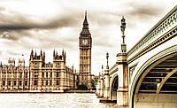 Фотошпалери 368*254 см місто Лондон, Біг Бен (843P8) Найкраща якість