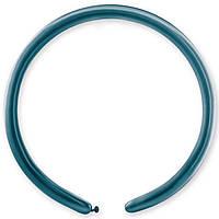 Латексні кулі для моделювання Gemar ШДМ 160-2/92, повітряна куля конструктор Хром синій Shiny Blue