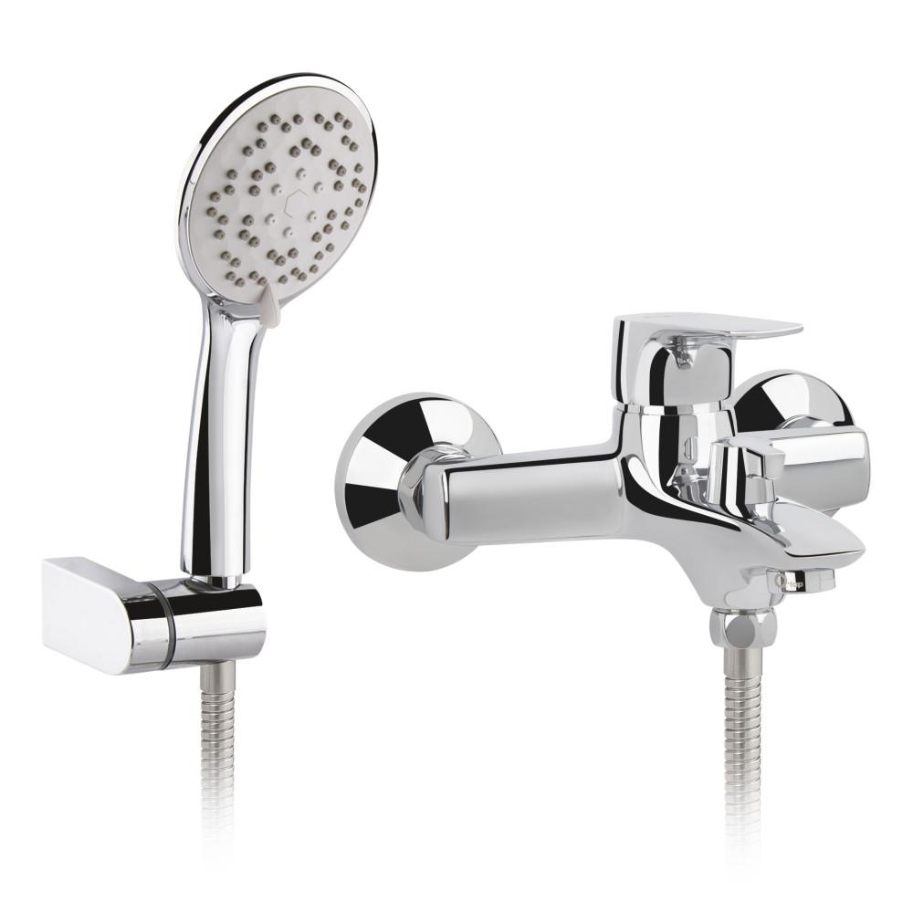 Смеситель для ванны Qtap Uno CRM 006 New