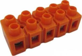 Терминал масло-термостойкий 5кл оранжевый