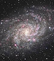 Фотошпалери флізелінові 3D Космос 225х250 см Галактика - Чумацький шлях (MS-3-0189) Найкраща якість