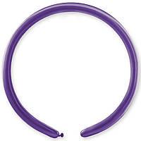 Латексні кулі для моделювання Gemar ШДМ 160-2/97, повітряна куля конструктор Хром фіолетовий Shiny Purple