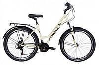 """Жіночий міський велосипед з багажником FORMULA OMEGA AM VBR 26"""" (сливовий), фото 1"""