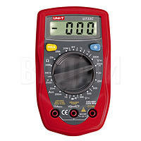 Мультиметр DT UT33C многофункциональный цифровой тестер измерение тока напряжения сопротивления