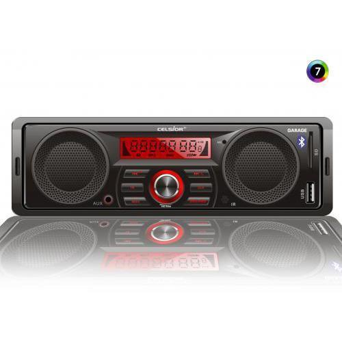 Бездисковий MP3/SD/USB/FM програвач Celsior GARAGE Bluetooth (Celsior GARAGE)