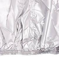 Тент автом. CC11106   S серый Polyester 406х165х119 к.з/м.в.дв (F 170T/CC11106 S), фото 6