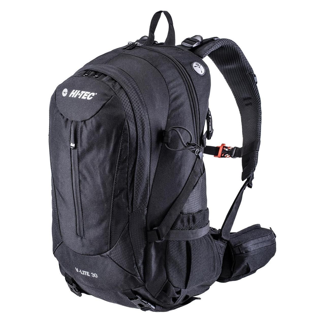 Рюкзак Hi-Tec Aruba 30L Черный