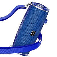 Bluetooth Колонка Hoco BS40 Синій