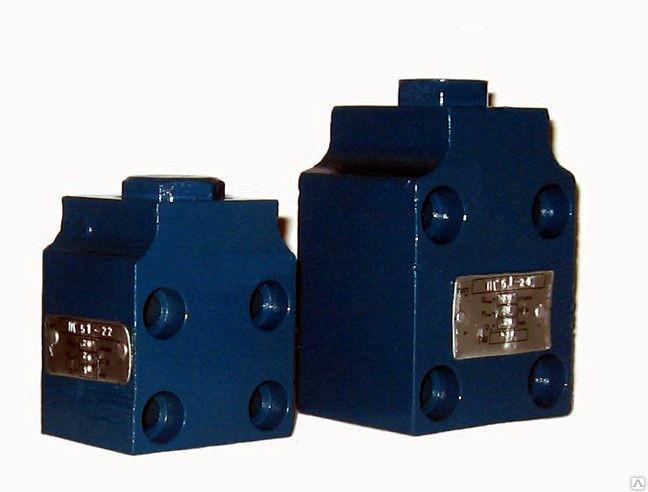 Клапан зворотний ПГ51-24
