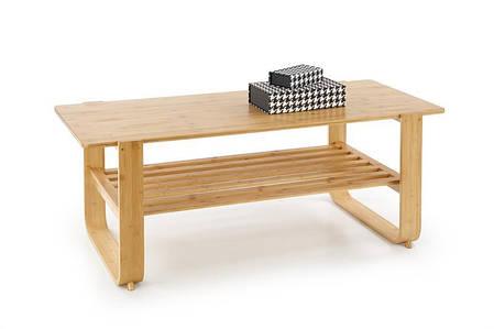 Журнальний стіл SPINOLA натуральний 120х57х46 (Halmar), фото 2