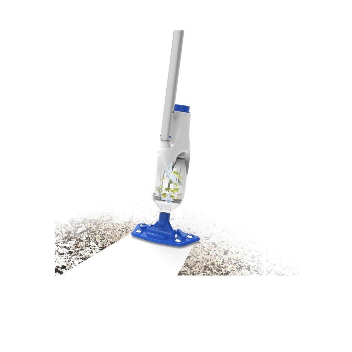 Акумуляторний пилосос для чищення басейнів і джакузі Bestway 58624