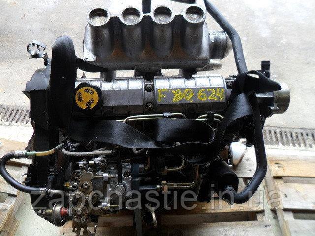 F8Q 624 Двигатель